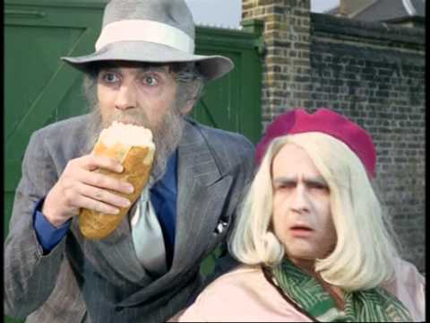 Peter Cook & Dudley Moore - Bonnie & Clyde Parody