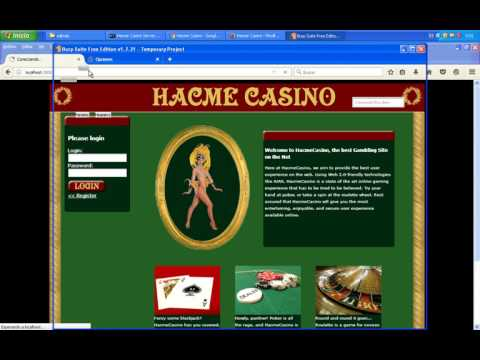 """Hackeando un casino online clase 2 """"Atacando el login por metodo POST"""""""