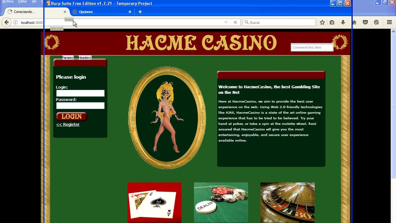 One Casino Login
