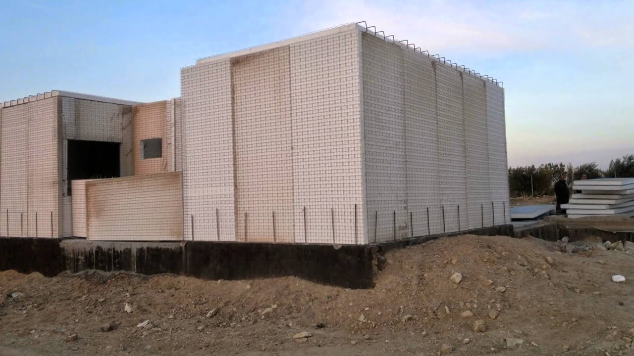 3d panel house ınIraq
