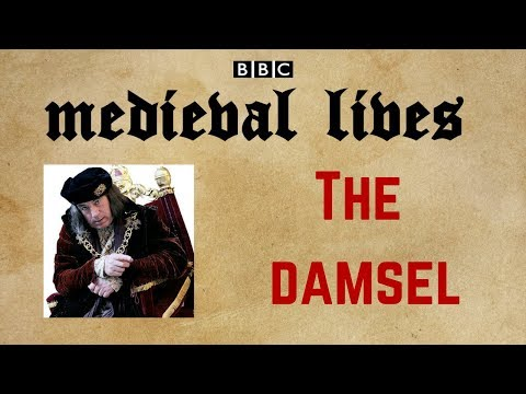 BBC Terry Jones' Medieval Lives Documentary: Episode 3 - The Damsel