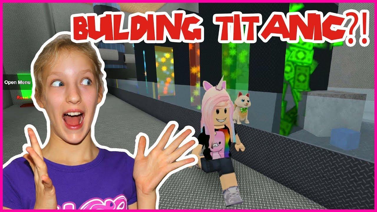 Building The Titanic Youtube