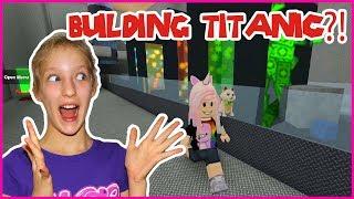 BUILDING THE TITANIC???