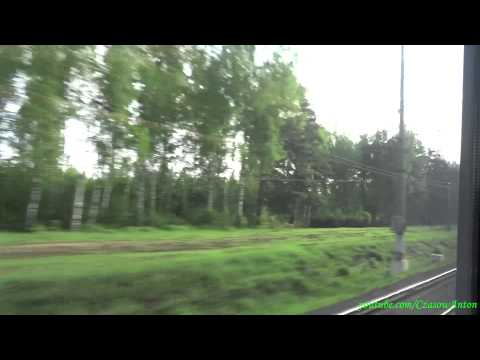 Moskwa - Pietuszki, Siemens Velaro RUS / Москва - Петушки, Siemens Velaro RUS