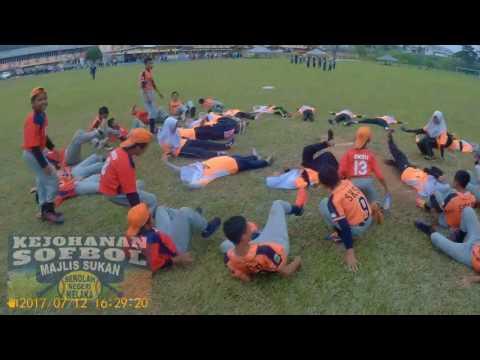 SKSU Rai Kemenangan Sofbol B12 MSS Melaka 2017