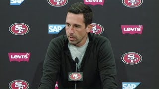 Kyle Shanahan Discusses Progress of Various 49ers Players