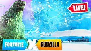 OFFICIAL FORTNITE X GODZILLA EVENT DATE! NEW GODZILLA CHALLENGES + GODZILLA LTM REWARDS! (GODZILLA)
