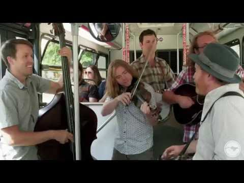 Lil' Smokies Mountain Line Bus Music Video | Winded