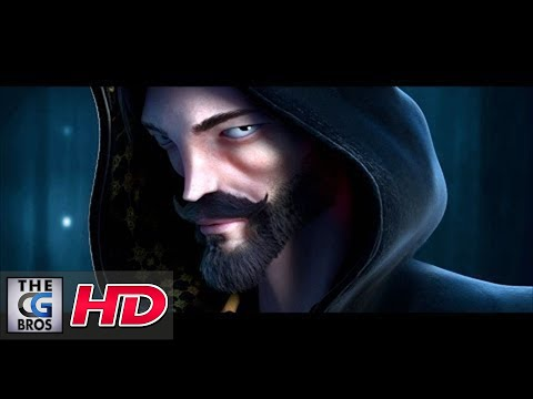 "CGI Animated Short Film : ""Dark Noir"" - Red Knuckles"