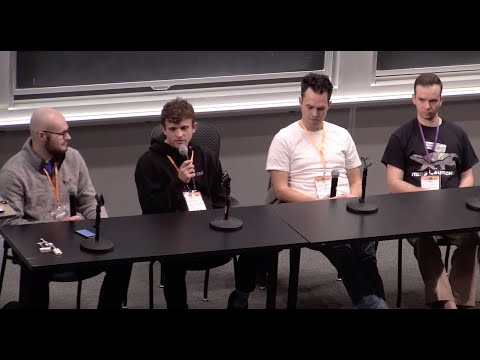 MIT Bitcoin Expo 2019 - Landing A Node On The Moon; Does It Have To Be Rocket Science?