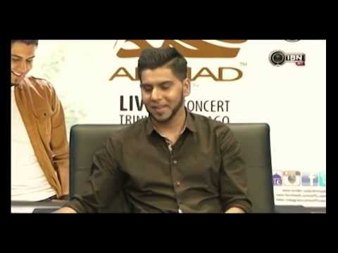 Ahmad Hussain | Live Interview | IBN TV Trinidad