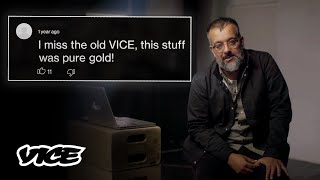 VICE Founder Suroosh Replies to Your Comments