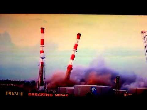 Florida Powerplant implosion successful.