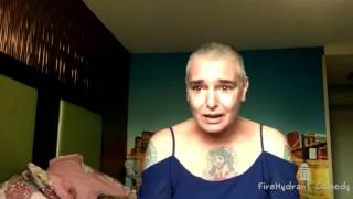 REACTION VIDEO to Sinéad O'Connor Suicidal Facebook Video New Jersey Motel