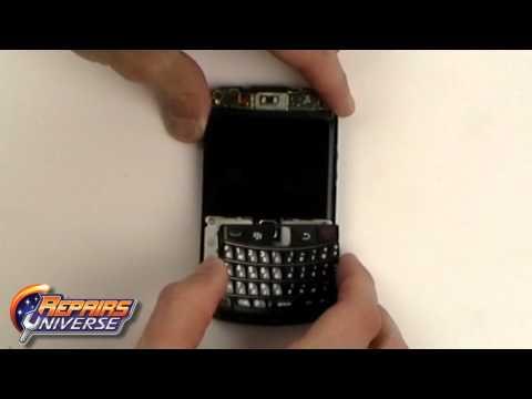 Blackberry Bold 9700 Take Apart Repair Guide