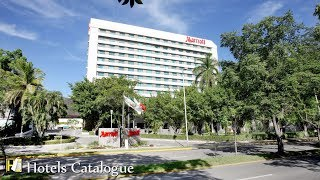 Villahermosa Marriott Hotel - Hotel Overview - Villahermosa, Tabasco in Mexico