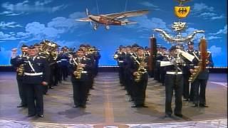 Luftwaffenmusikkorps 4 - Fliegermarsch 1987