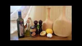 Как приготовить вкусный Cоус Винегрет Заправка для салата