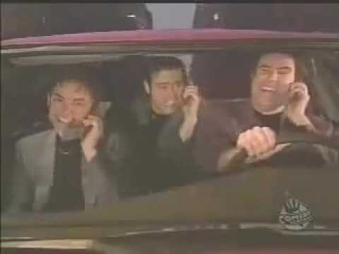 Night At The Roxbury Car Ride Jim Carrey Youtube