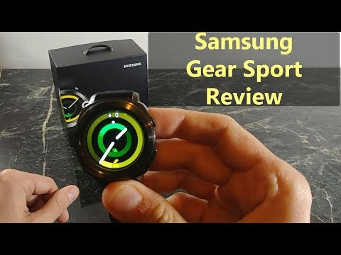Samsung Gear Sport Review : My new daily driver???