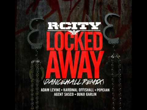R.City - Locked Away Dancehall RMX ft. Adam Levine, Kardinal Offishall, Popcaan, Agent Sasco