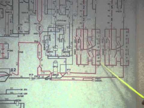 ТЭМ2 электр.схема 1.6