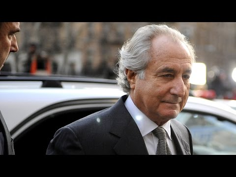 This is what Bernie Madoff's life is like in prison