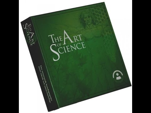 The Art of Science review - Board Game Brawl