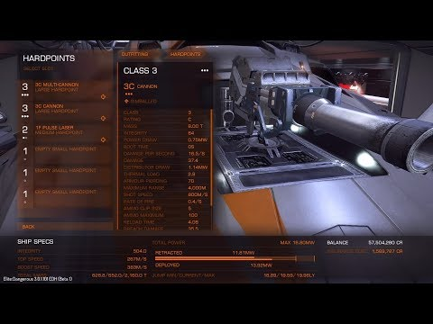 Elite Dangerous 3.0 Beyond BETA - Chieftan + Traders + Engineers