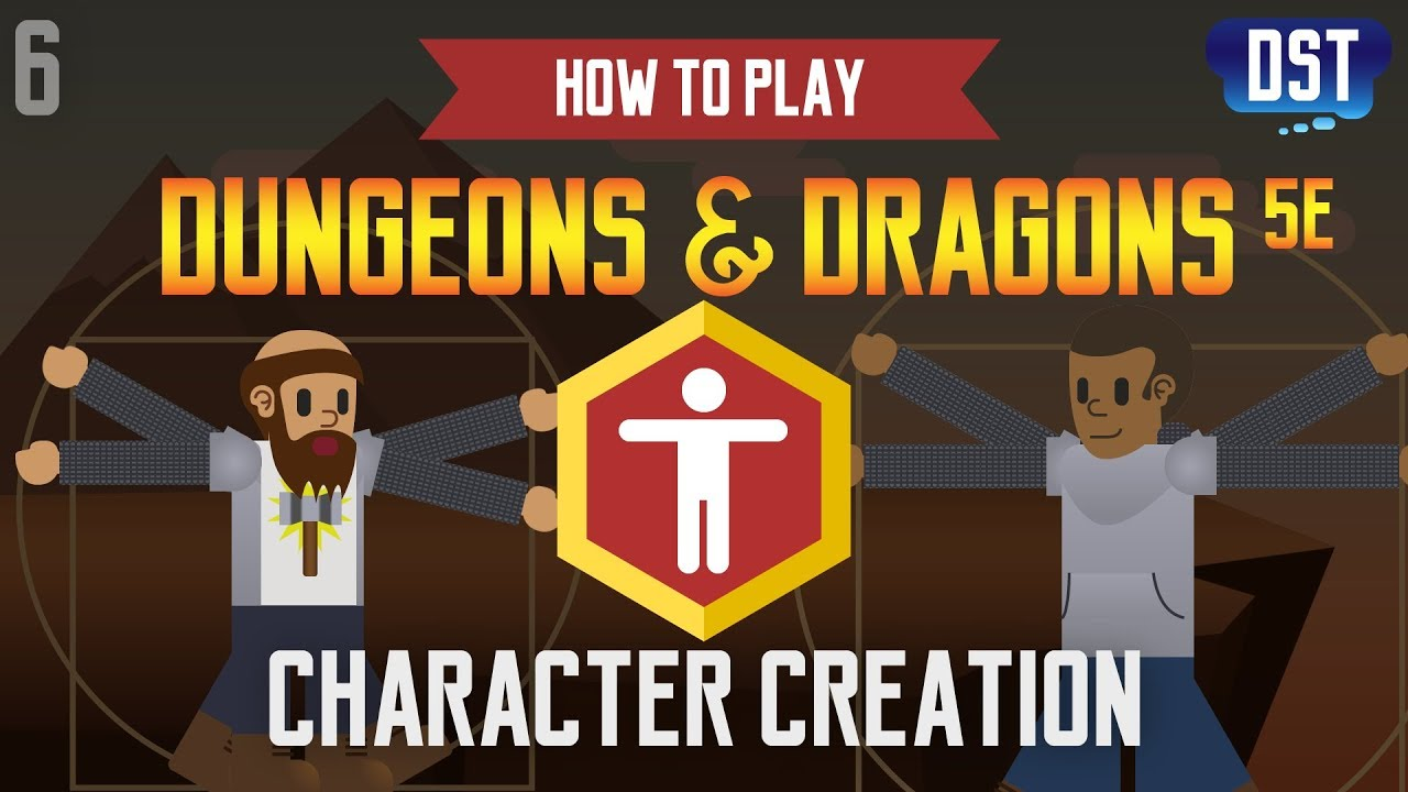 How to Play Dungeons and Dragons 5e - Character Creation