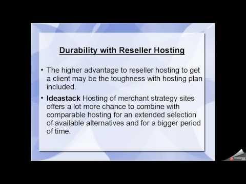 Complete Management of Resources with Reseller Hosting