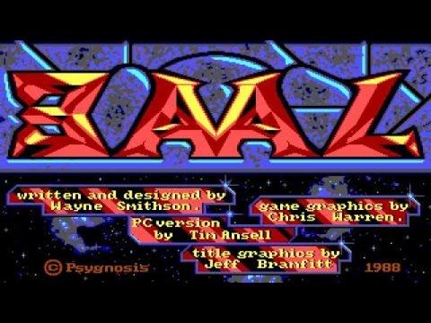Baal gameplay (PC Game, 1988) thumbnail
