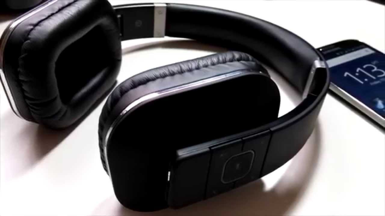 best headphones money can buy august bluetooth wireless headphones review youtube. Black Bedroom Furniture Sets. Home Design Ideas