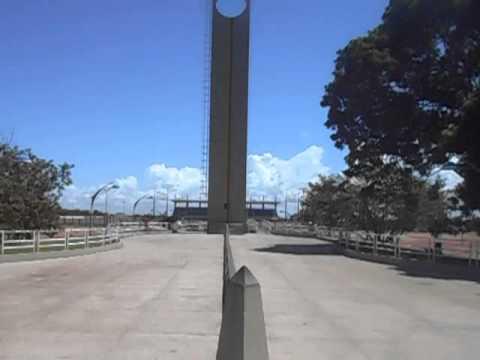 Equator Monument Part 2   Macapa   Brazil   June 2014