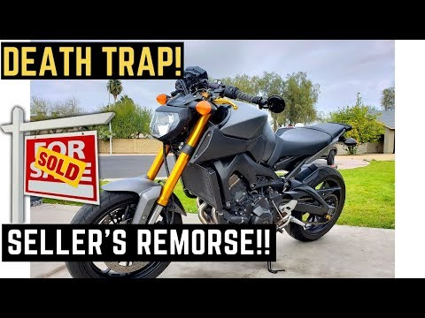 Craigslist Encounters: Selling My Used Death Trap Yamaha