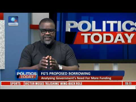 Politics Today: Analysing Government's Need For More Funding