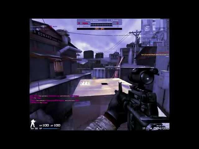 Combat Arms Eu 1st HS Montage