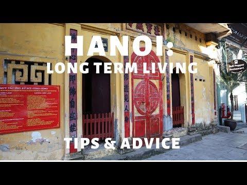 Long-term living in Hanoi: tips & advice + Vietnam emerging market potential?