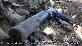 Mk1 Silenced Mod
