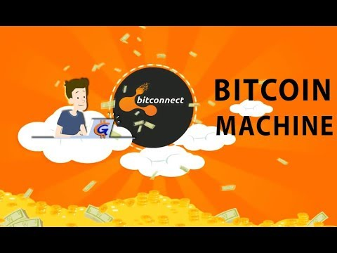 Bitcoin Machine| 2nd Year of Bitconnect| Lending Reinvesting| Best Lending Platform