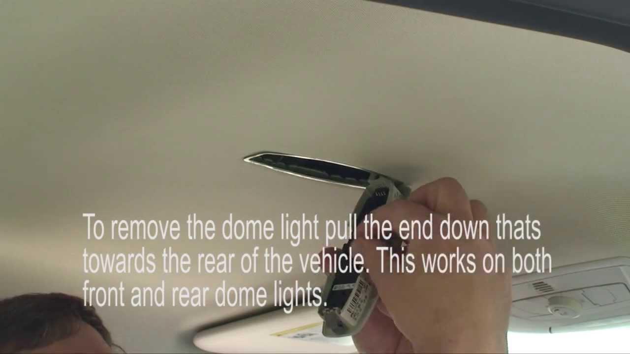 Ford Focus 2013 LED light upgrade  YouTube