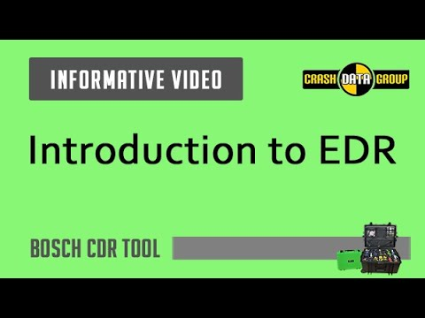 Download Introduction to Event Data Recorders (EDR)