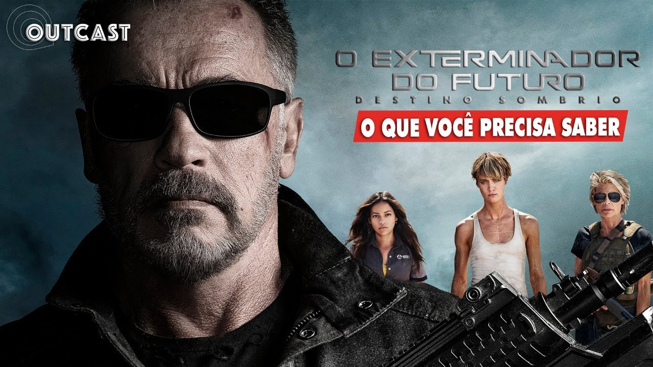 O EXTERMINADOR DO FUTURO 6 - O QUE VOCÊ PRECISA SABER (SEM SPOILERS)