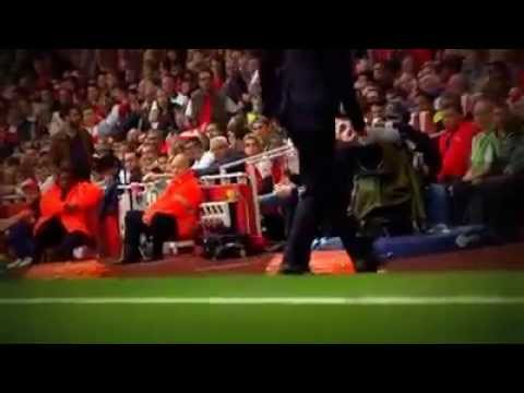 Arsene Wenger's Free Kick