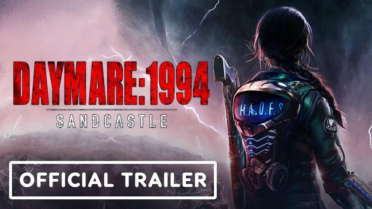 Daymare 1994: Sandcastle Announcement Trailer