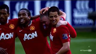 Barclays English Premier League 2011-2012 Season Review