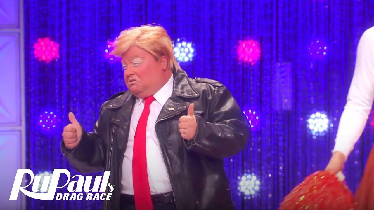 Download Trump: The Rusical 🎶| RuPaul Drag's Race Season 11