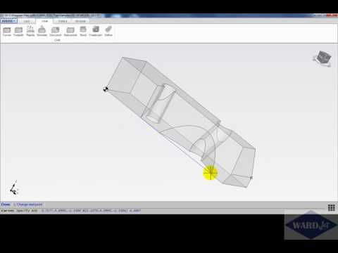 5-Axis Toolpath in IGEMS