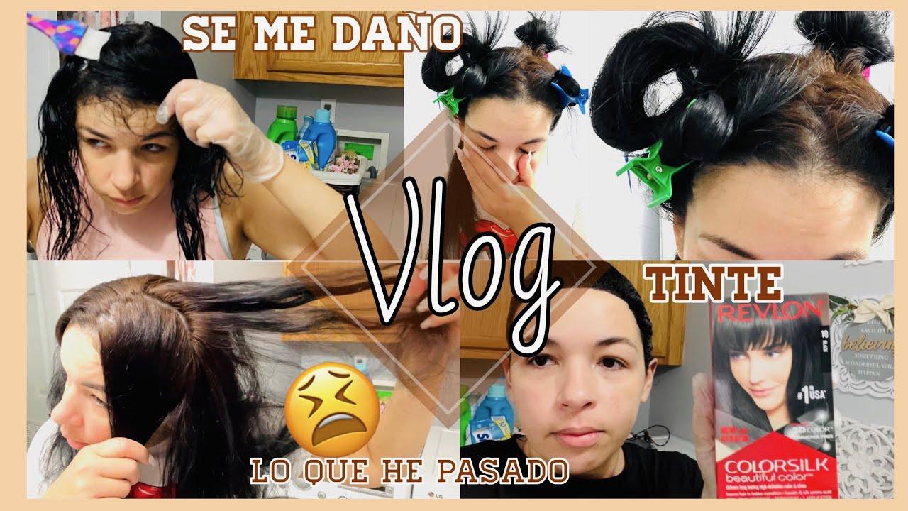 SepVlog#6/ En La Destruccion / Esto fue un Desastre/ La keratina me Daño el Pelo../NadyVlog
