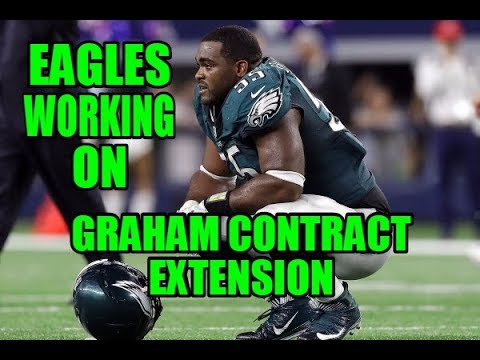 Eagles working on contract extension with Brandon Graham, report says